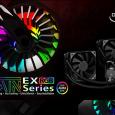 الكشف عن سلسلة المشتتات المائي Deepcool Captain EX بإضاءة RGB رائعة