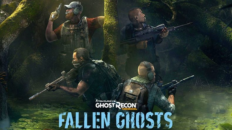 Fallen Ghosts DLC