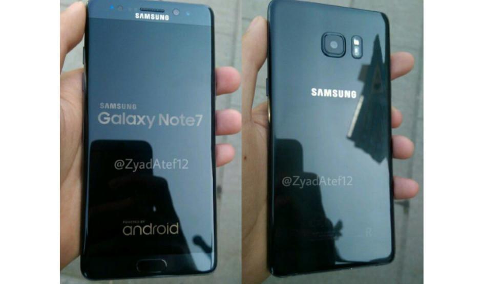 Galaxy Note FE فابلت Galaxy Note 7R