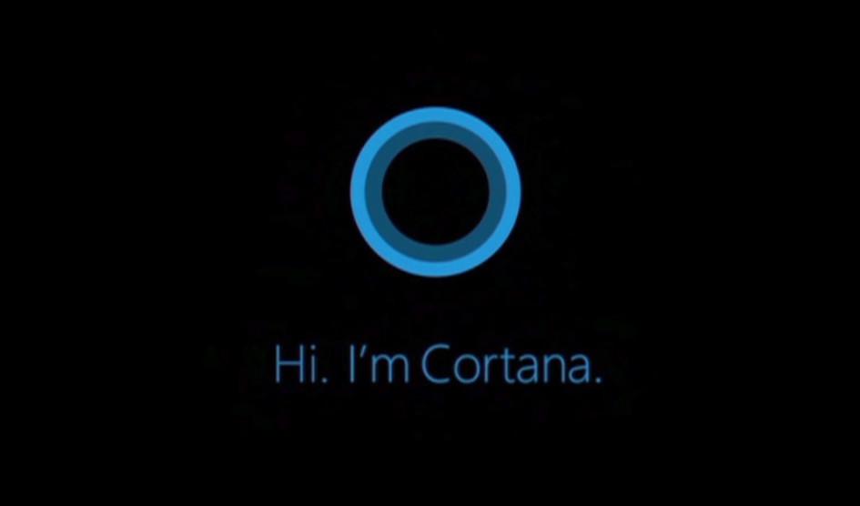المساعد الشخصي Cortana