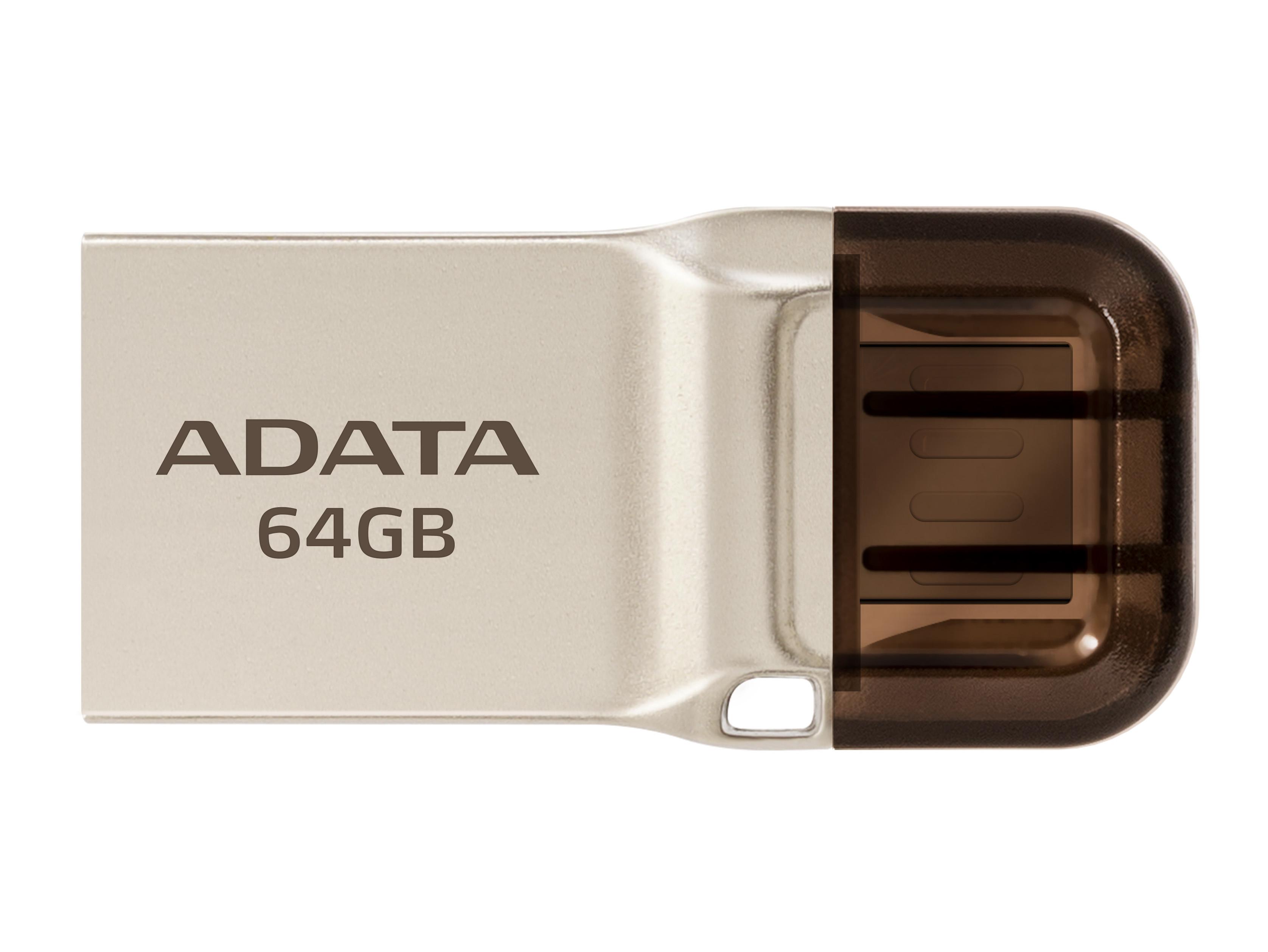 ذاكرة فلاش ADATA UC360/UC370 OTG الجديدة ستثير اهتمامك