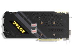 الكشف عن بطاقة ZOTAC GTX 1080 Ti AMP Extreme Core