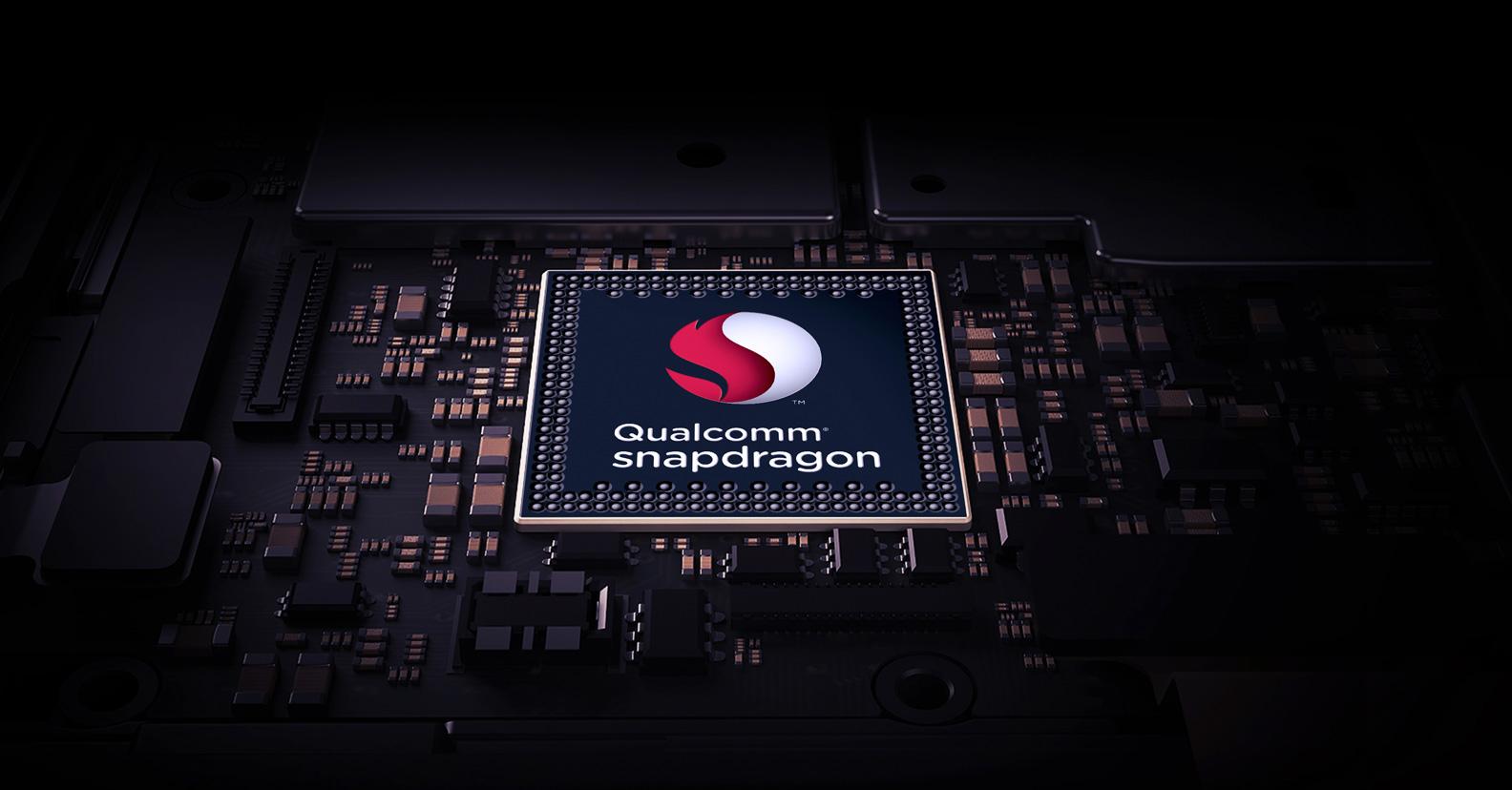منصة Snapdragon 450 المركزية