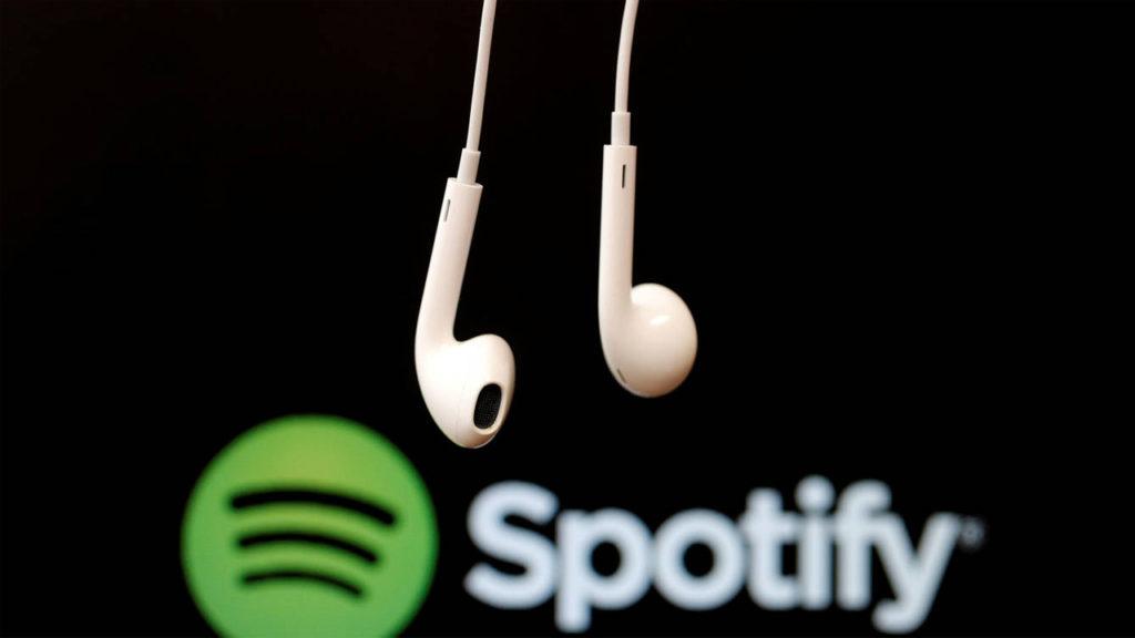 منصة Spotify