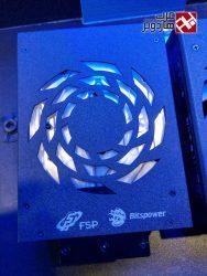 زيارتنا لجناح FSP ورؤيتنا لأول مزود طاقة بالعالم بتبريد مائي!