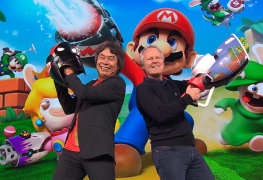 MarioRabbids Kingdom Battle