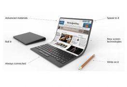 شركة Lenovo: مستقبل الأجهزة المحمولة سيكون مع شاشات قابلة للطي