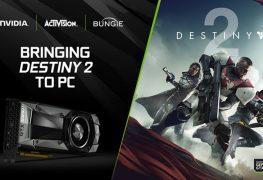 عرض جديد من انفيديا يمنحك لعبة Destiny 2 مجاناً عند شراء بطاقة GTX 1080 Ti/ GTX 1080