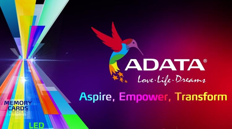 شركة ADATA معرض Computex2017