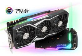 رسمياً MSI تعلن عن بطاقة GTX 1080 Ti Lightning Z القوية