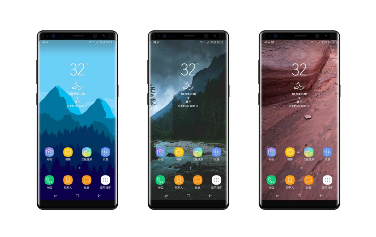 لهاتف Samsung Galaxy Note 8