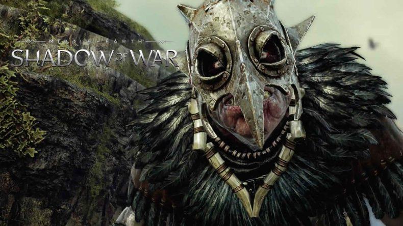 ظلال الحرب Shadow of War