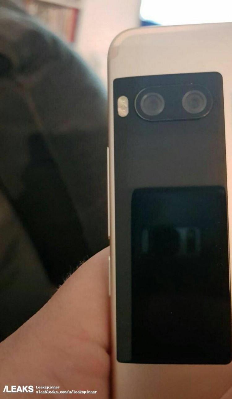 الشاشة الخلفية هاتف Meizu Pro 7