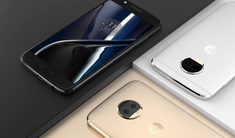 هاتف Moto G5S Plus