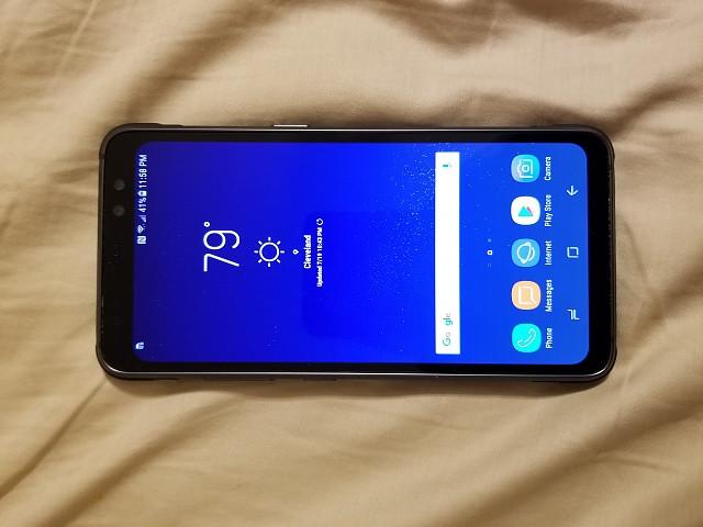 هاتف Galaxy S8 Active