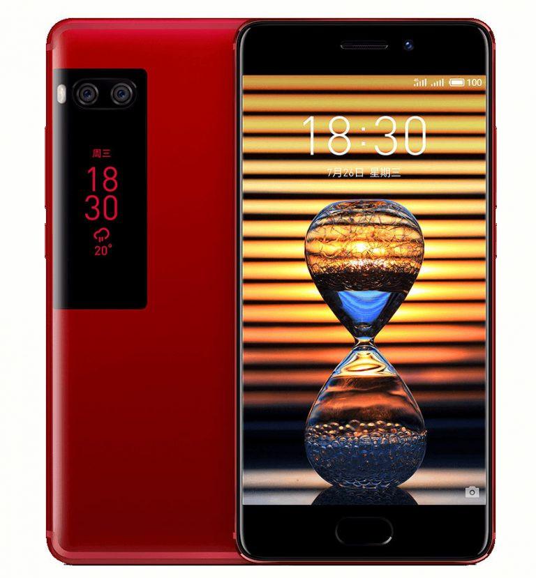 هاتفي Meizu Pro 7 و Meizu Pro 7 Plus