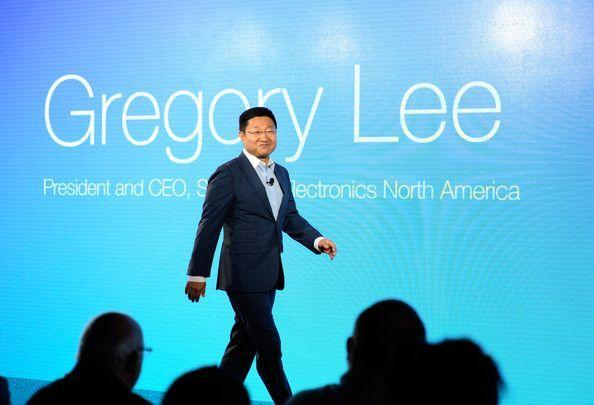 Gregory Lee المدير التنفيذي السابق لشركه Samsung