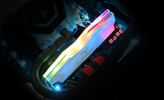 شركة TEAMGROUP مع ذاكرة DELTA RGB