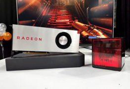متع ناظريك بأولى الصور الرسمية لبطاقة AMD Radeon RX Vega 64 Limited Edition