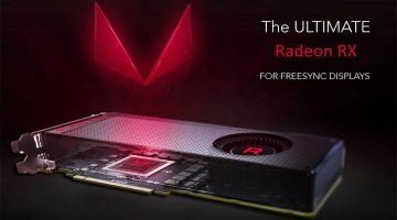 ماذا قدمت بطاقات AMD RX Vega من أداء مقارنة ببطاقات انفيديا؟
