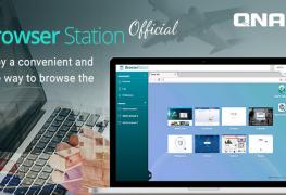 شركة QNAشركة QNAP تطلق رسميًا Browser Station، موفرة بذلك تجارب استعراض محسنة للإنترنتP تطلق رسميًا Browser Station، موفرة بذلك تجارب استعراض محسنة للإنترنت
