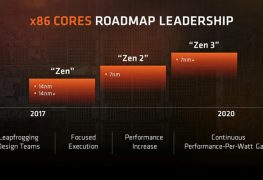 تأكيد من AMD: معمارية Zen2/Zen3 ستصنع بدقة 7nm لكنها ستكون صعبة