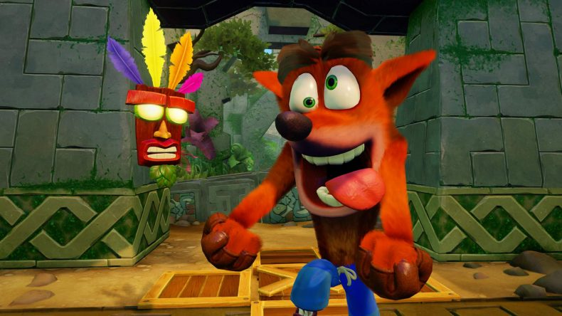 Crash Bandicoot N Sane