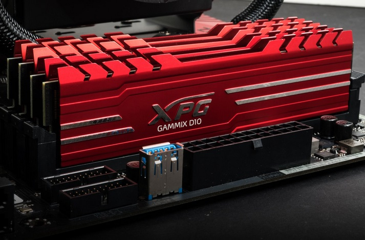 ذواكر D10 DDR4