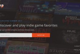 Jump netflix-like for indie game