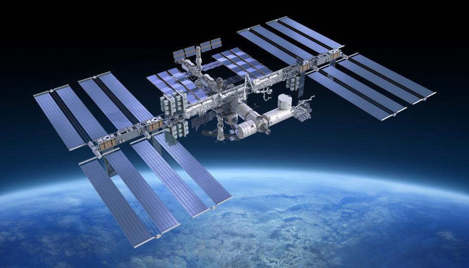 المحطة الفضائية الدولية ISS
