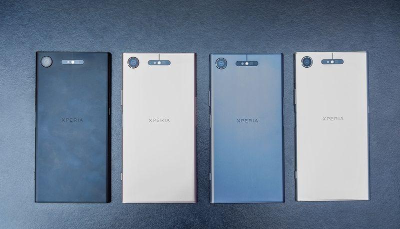ثلاث هواتف جديدة