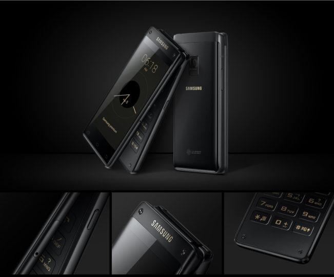 هاتف Samsung الجديد