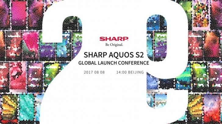 هاتف Sharp AQUOS S2