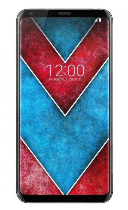 نسختين من هاتف LG V30