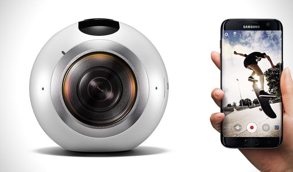كاميرا محيطية VR