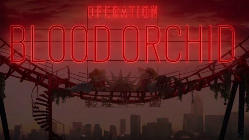 Rainbow Six Siege Operation Blood Orchid