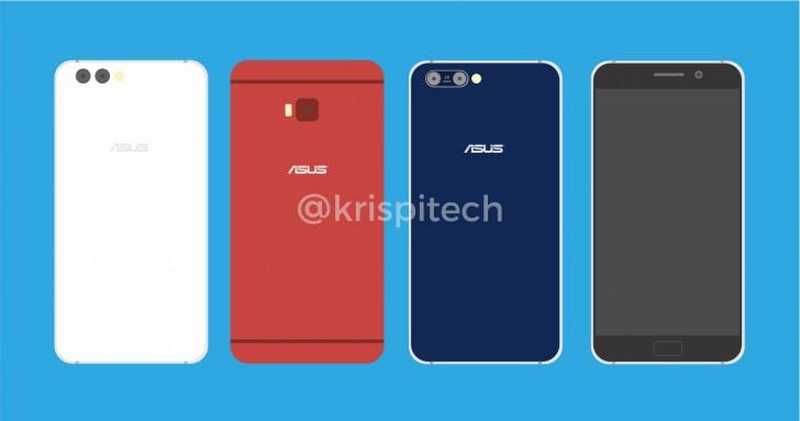 هاتف Asus الجديد