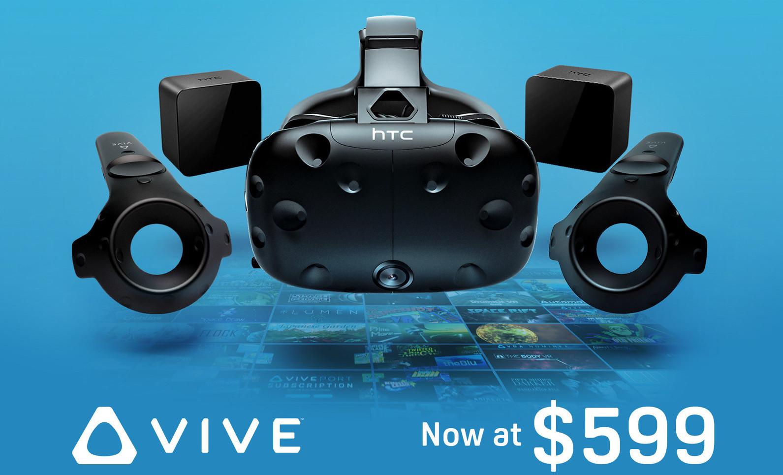 50f440ffc انها فترة تخفيض أسعار نظارات الواقع الافتراضي, فبعد إعلان فيسبوك عن عرض خاص  لبيع نظارة Oculus Rift HMD VR مع وحدات التحكم بسعر 400 دولار لفترة محدودة  حتى ...