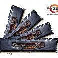 توسيع سلسلة ذواكر G.SKILL Flare X DDR4 لتتوافق الأن مع معالجات Threadripper