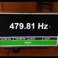 الجنون يستمر..أول شاشة بالعالم بمعدل تحديث 480Hz!!