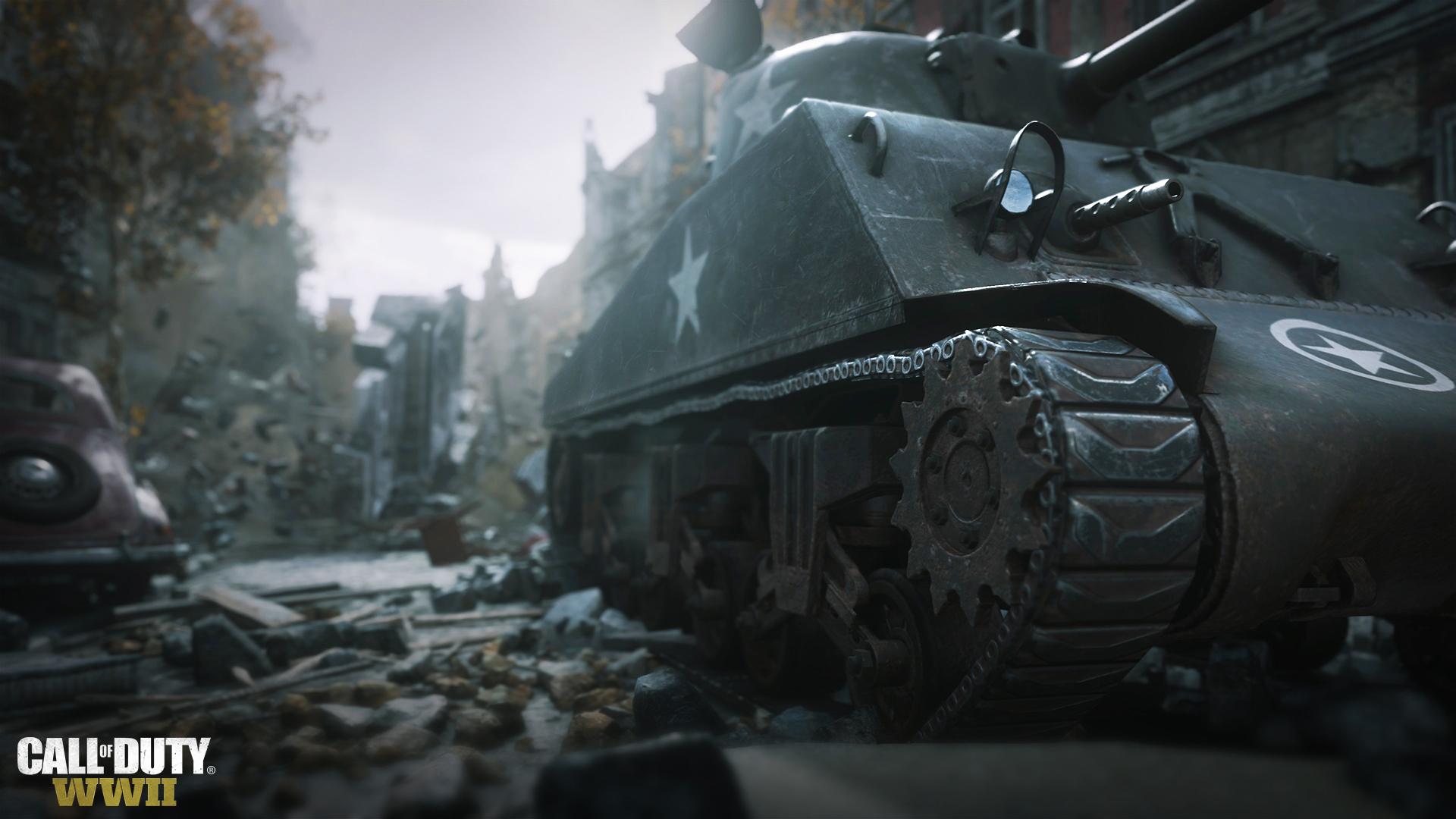 WWII War mode