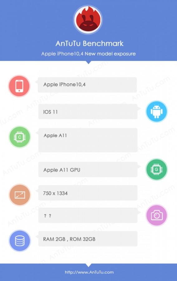 هاتف iPhone X