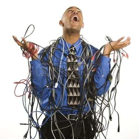 تقنية الناب الأزرق أو Bluetooth