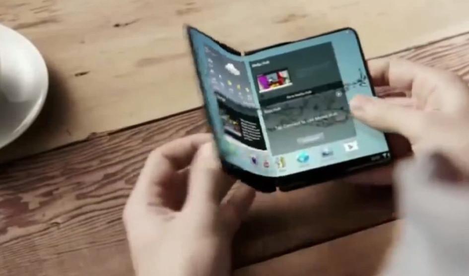 هاتف Samsung Galaxy X الجديد