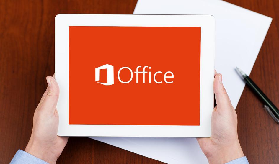 مكتبة Office 2019 الجديدة