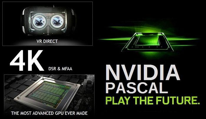 NVIDIA GeForce GTX 10 Series