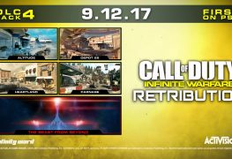 Retribution COD Infinite Warfare