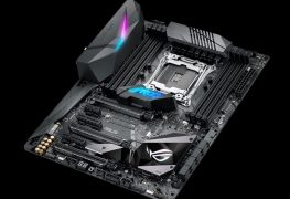 لوحة جديدة تقدمها ASUS لجمهور اللاعبين مع ROG Strix X299-XE GAMING