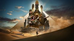 Assassin's Creed Origins Official Poster