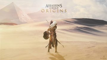 Assassin's Creed Origins Preview event in London